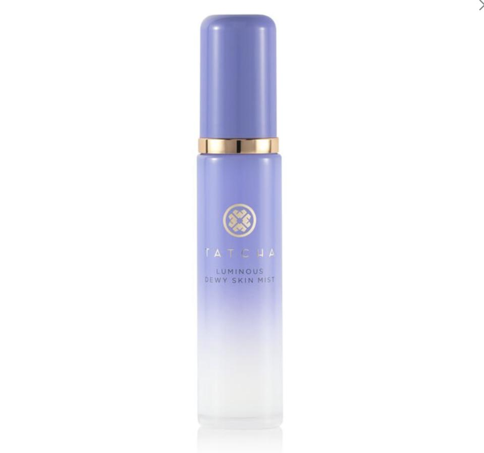 Set, Refresh And Protect Your Makeup With The 10 Best Setting Sprays- Tatcha Luminous Dewy Skin Mist