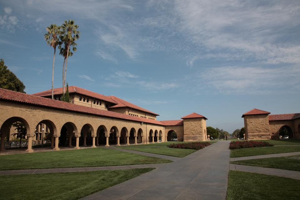 Main Campus of Stanford University