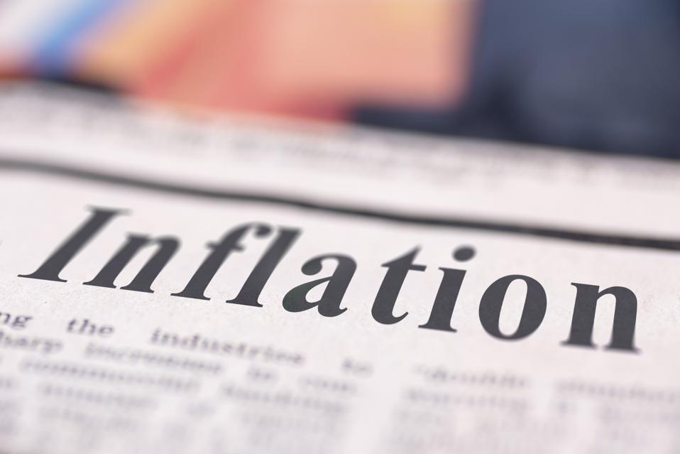 Journal écrit sur l'inflation