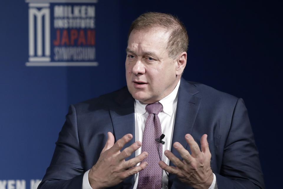 Scott Minerd, chief investment officer of Guggenheim Partners