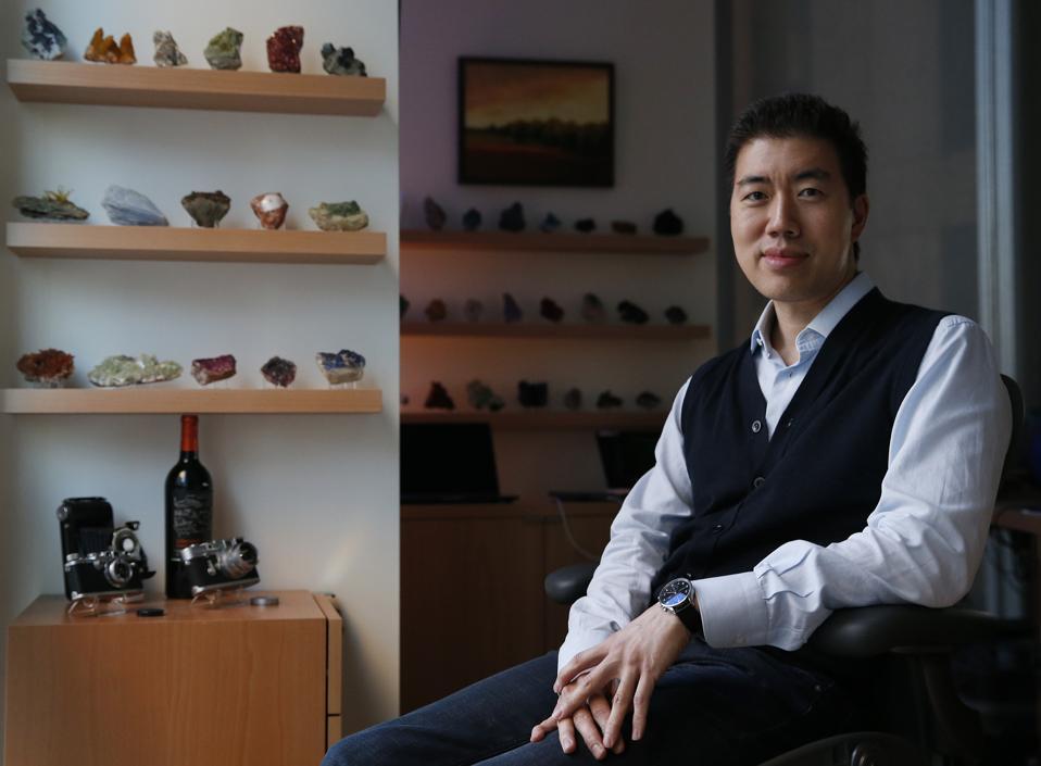 Professor David Liu