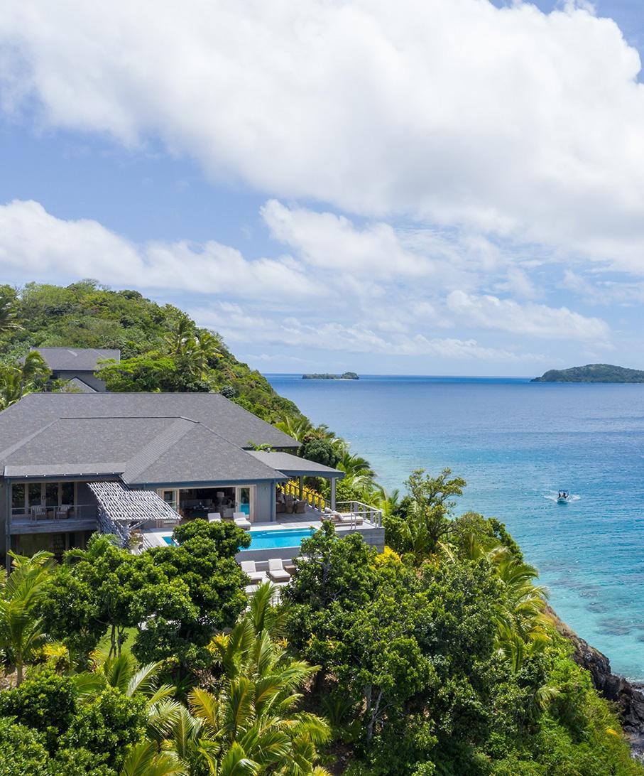 Kokomo Private Island Fiji.