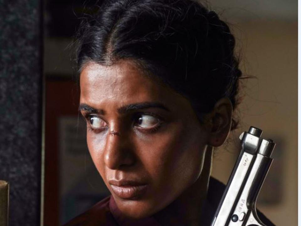 Samantha Akkineni Biography In Hindi Wiki   Samantha Akkineni In 'The Family Man 2'