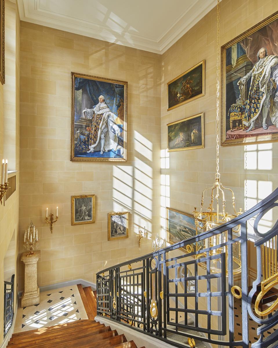 Habitación en hotel en París
