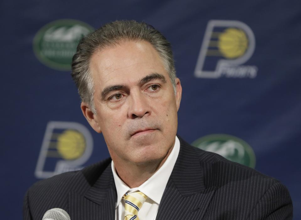 Pacers Draft Basketball