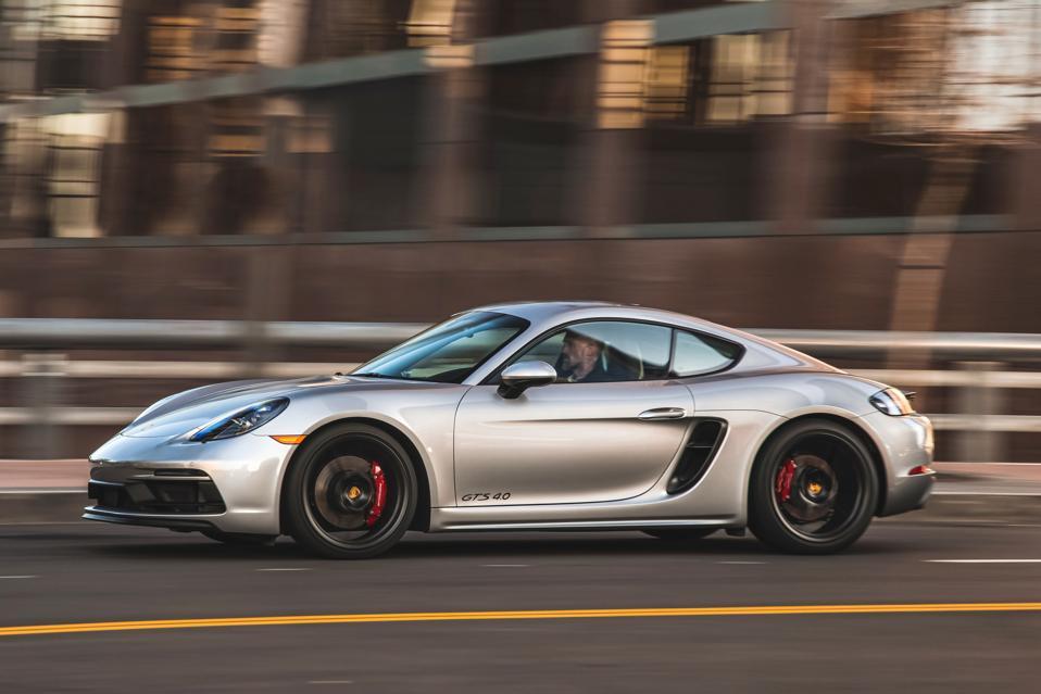 2021 Porsche Cayman GTS 4.0