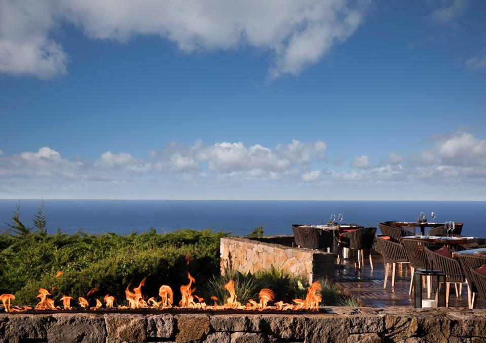 An exterior photo of Ventana Big Sur Resort.