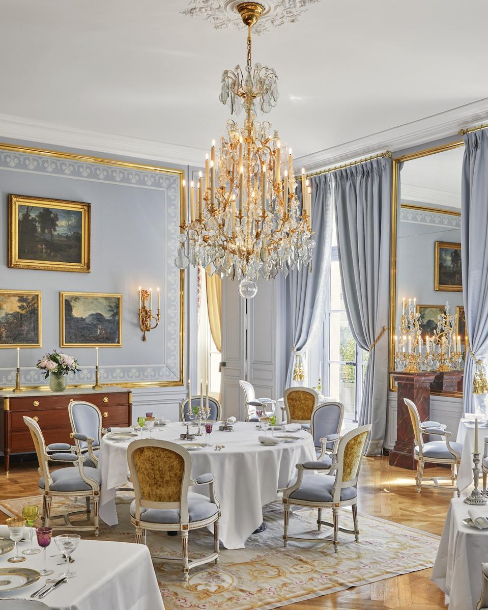 Irellus Château de Versailles, Le Grand Contrôle