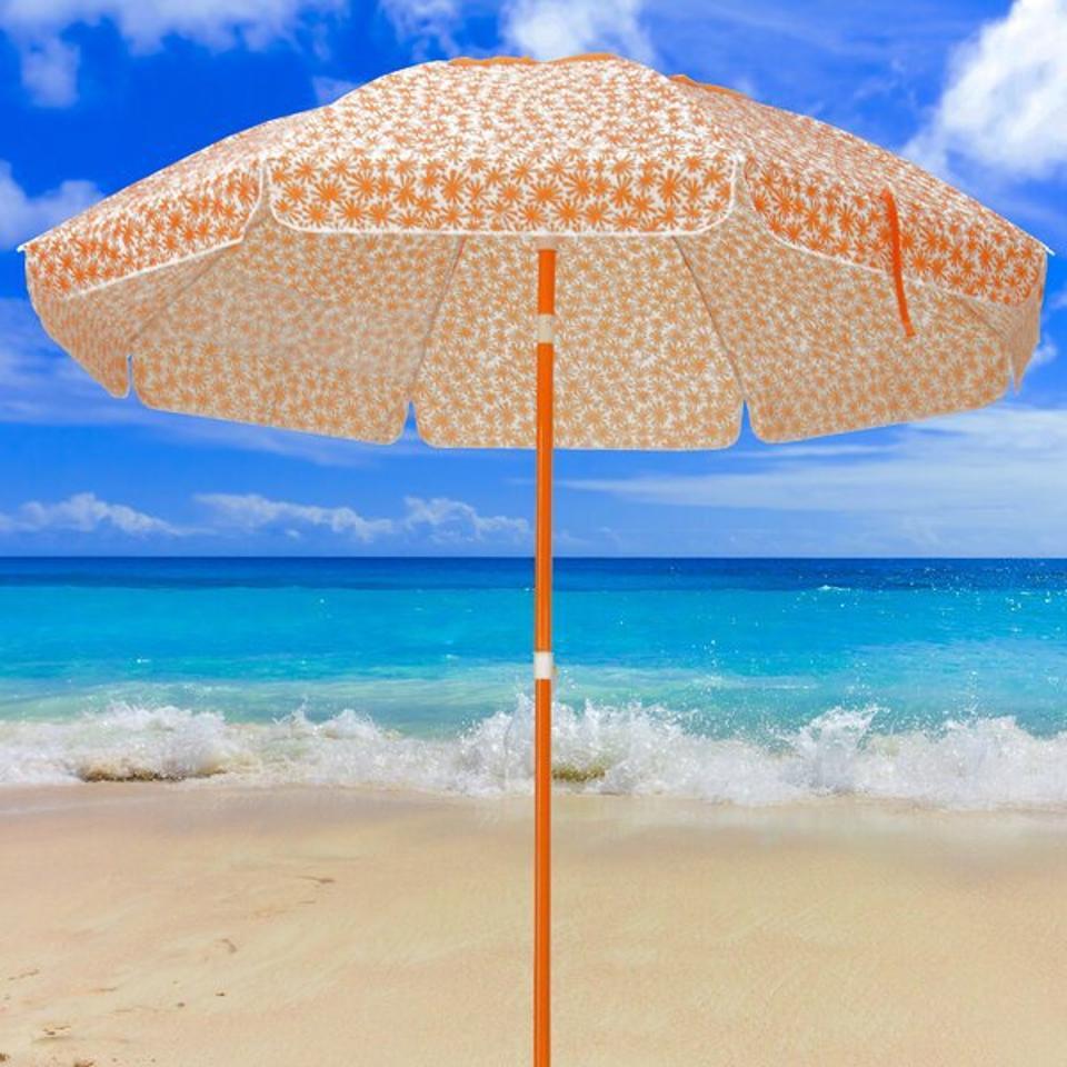 Leiker 5.5' Beach Umbrella