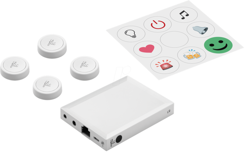 The Flic 2 Smart Button for home automation.