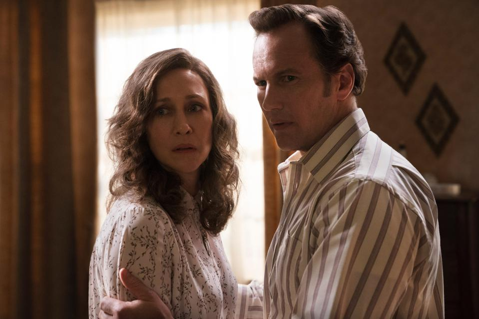 The Conjuring, The Devil Made Me Do It, The Conjuring 3, review, box office, HBO Max