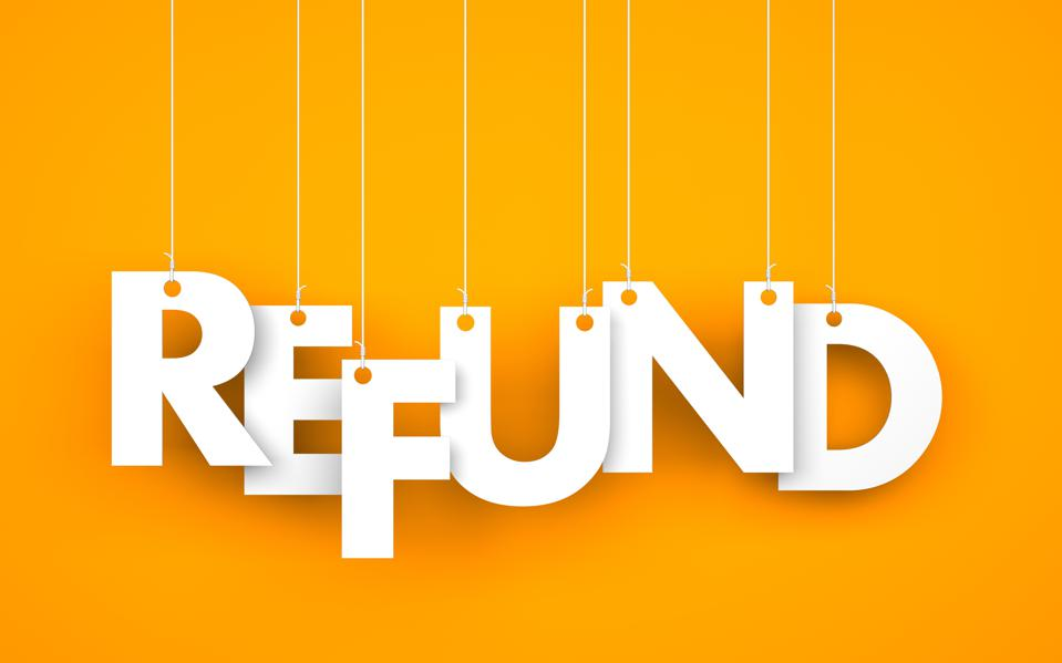 Individual tax refunds are running at $2,827 on average this year, but you may get an additional special refund if you paid taxes on unemployment benefits.