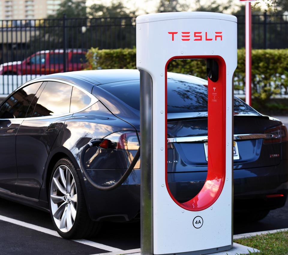 Tesla has filed a trademark for its brand under restaurant services.