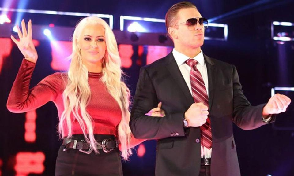 The Miz appeared in an exclusive interview to talk zombies and his first injury.