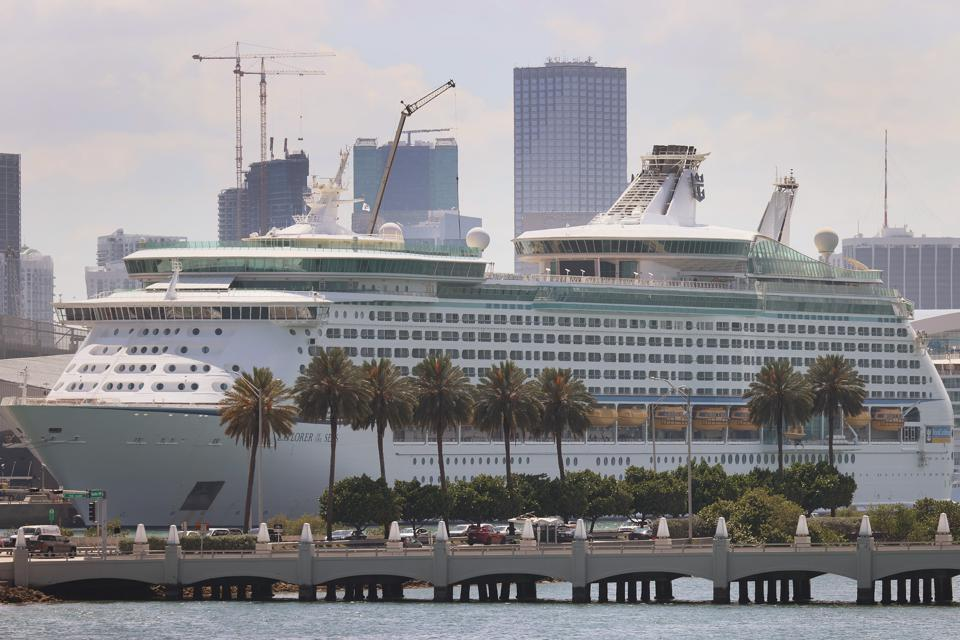Paving Way For Cruise Industry To Restart, CDC Approves Royal Caribbean For Test Cruises