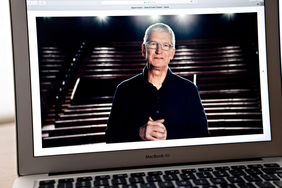 Apple Worldwide Developers Conference Holds Event Virtually