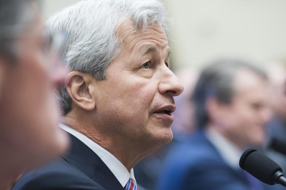 Jamie Dimon, CEO of JPMorgan Chase