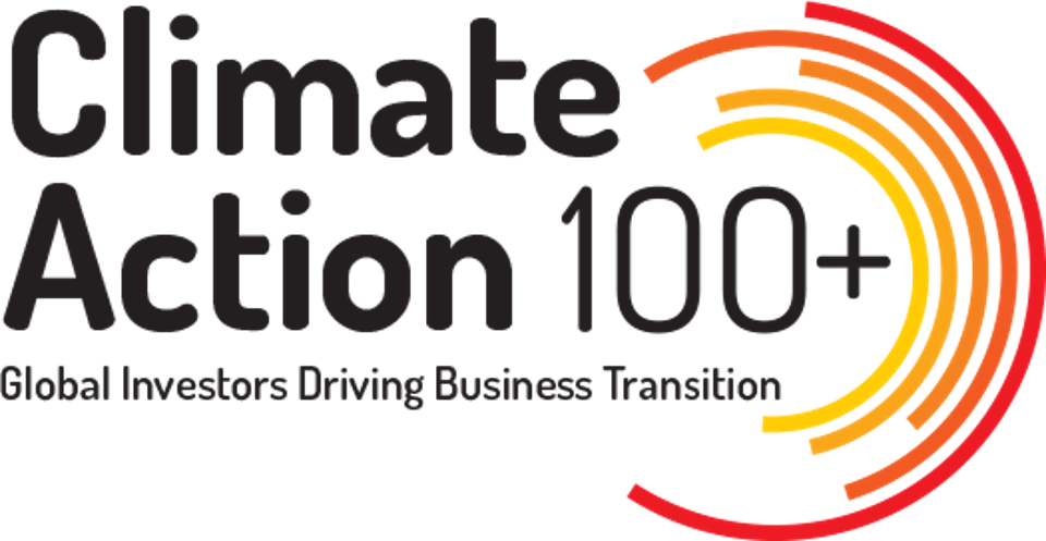 Climate Action 100+ Logo