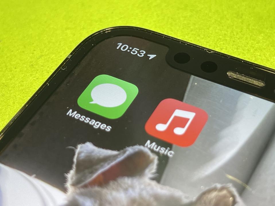 I messaggi sul tuo iPhone potrebbero essere in procinto di cambiare.