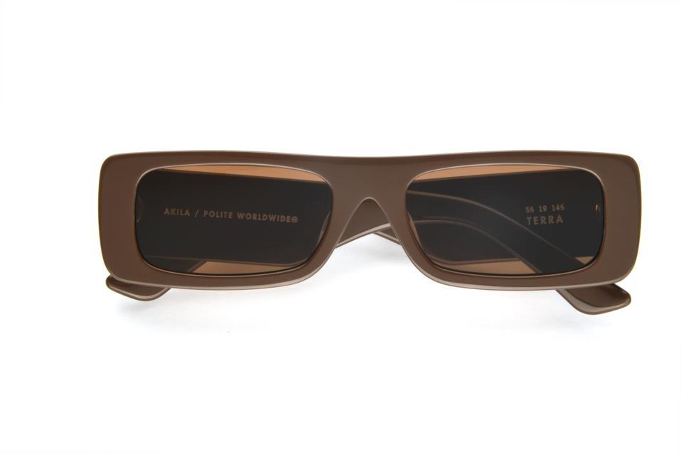 Polite Worldwide's Terra biodegradable sunglasses