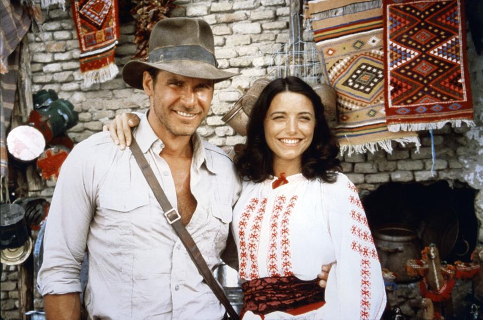 Raiders of the Lost Ark, Indiana Jones, Indiana Jones 5, Harrison Ford, Karen Allen,