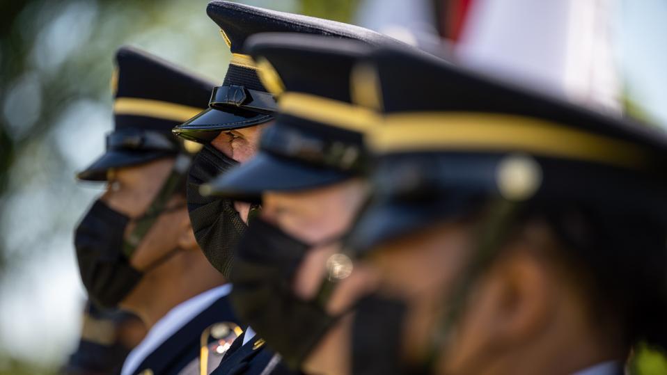 Fort Knox Commemorates Memorial Day