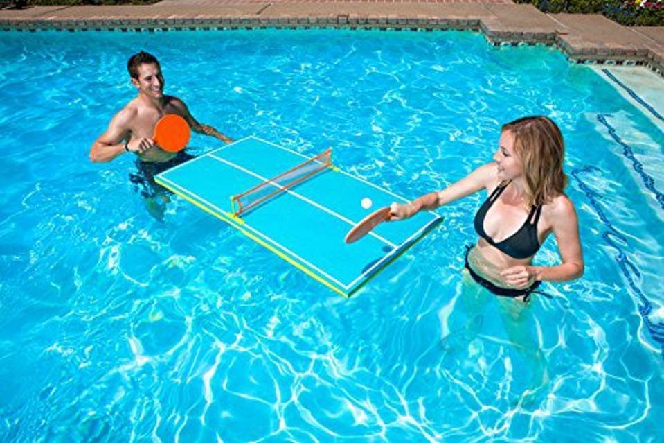 Poolmaster Floating Table Tennis