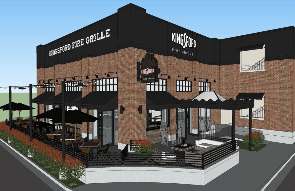 Kingsford Charcoal will open a concept in July centered around its charcoal brand.
