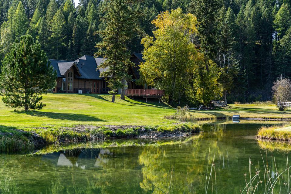 riverfront montana home whitefish 1315 River Horse Court Kalispell, MT, USA