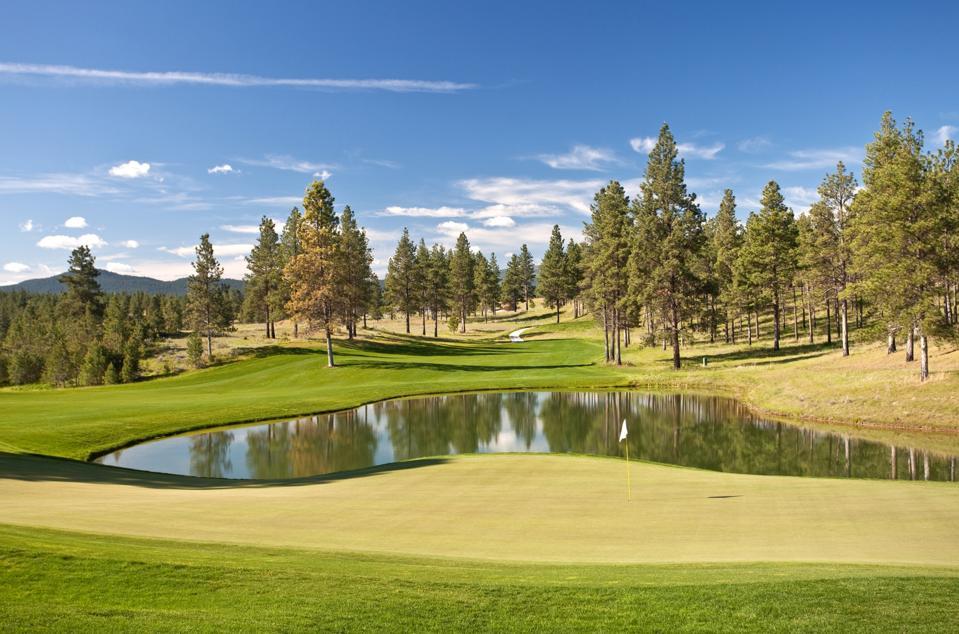 Golf Course Scenic