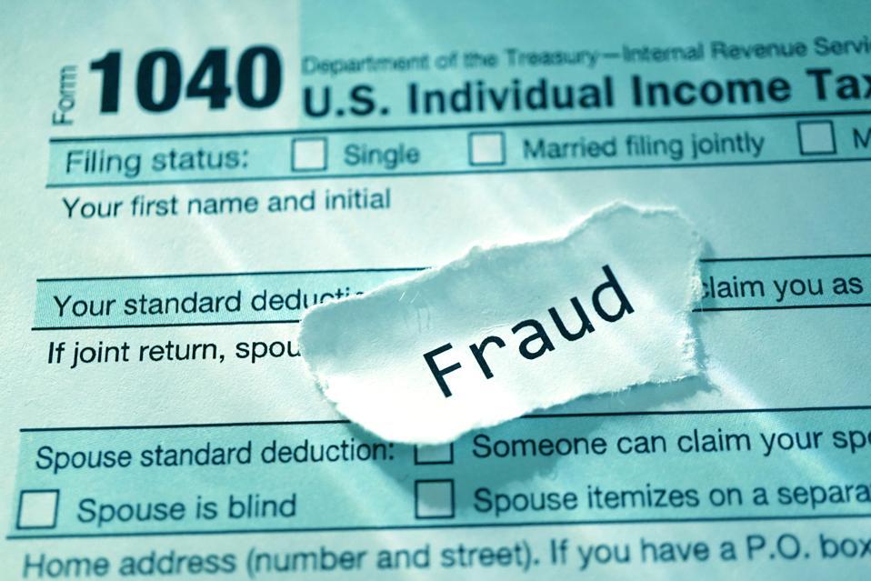 IRS tax refund fraud