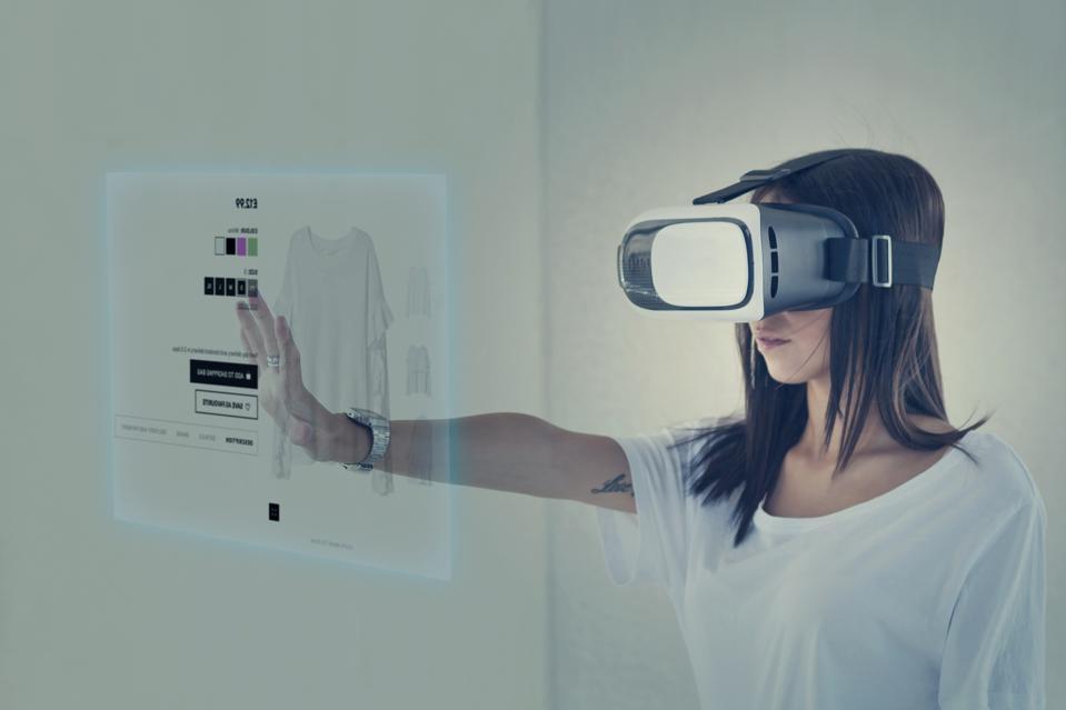 Futuristic sopping online