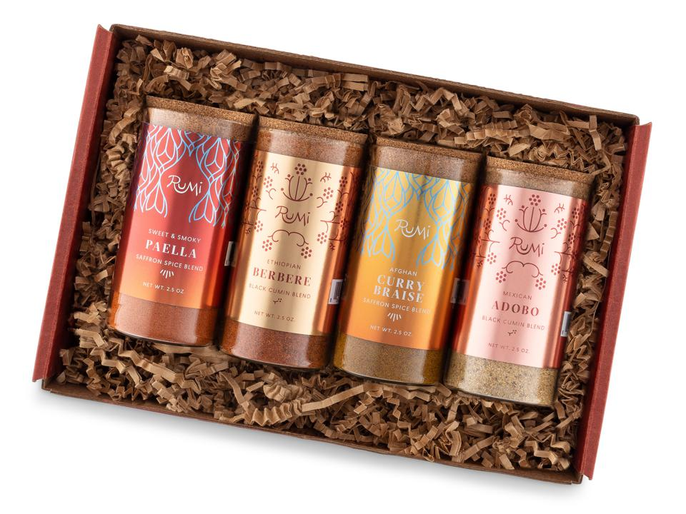 Rumi Spice Flavors of the World Gift Set