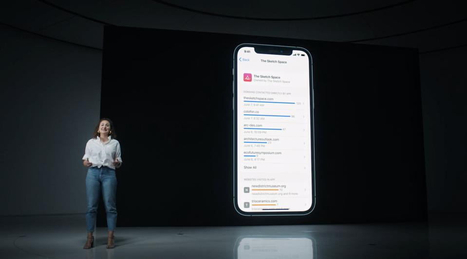 Privacy updates in Apple iOS 15
