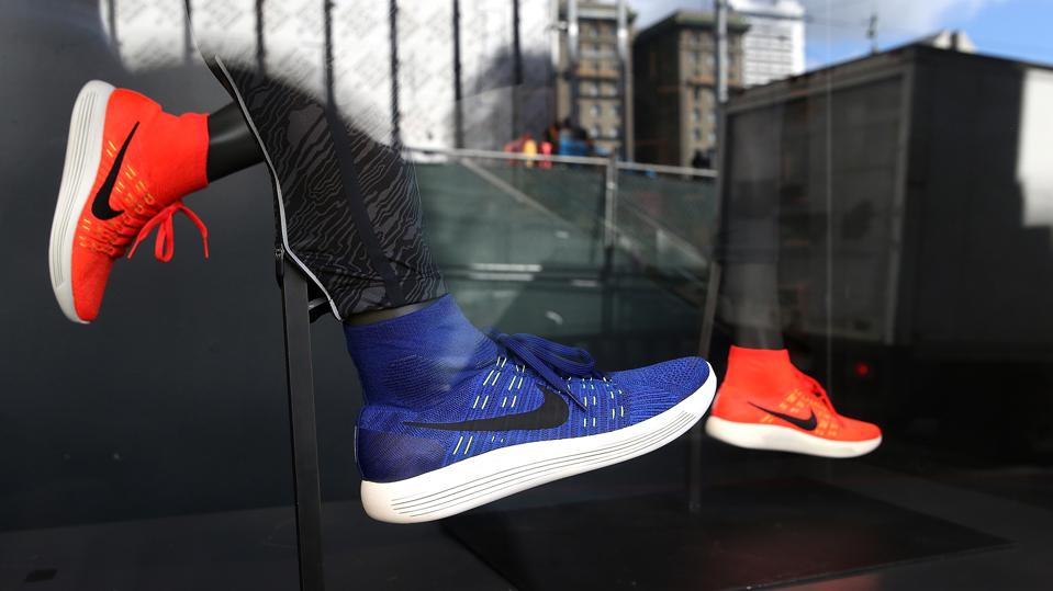 Nike Reports Strong Earnings