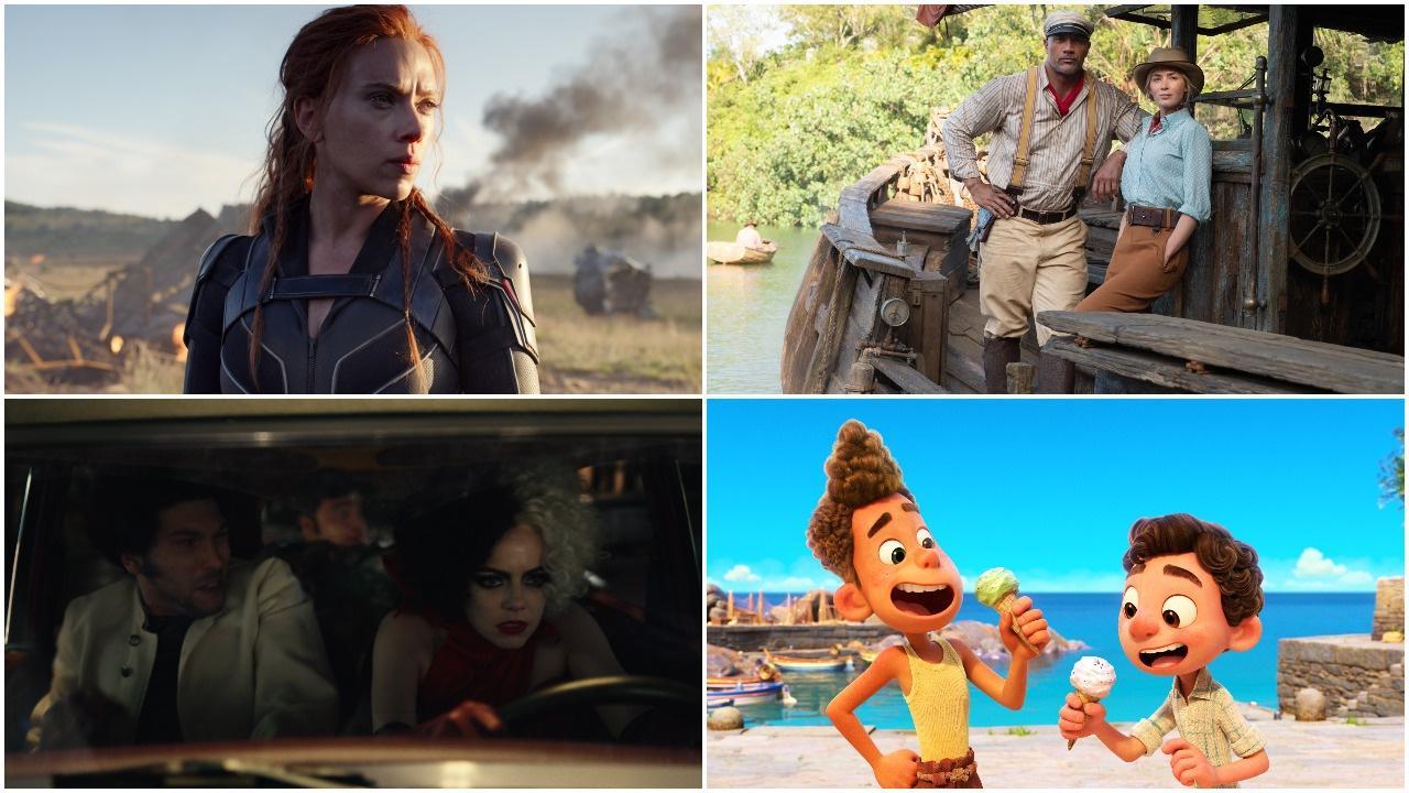 Scarlett Johansson, Dwayne Johnson, Emily Blunt, Emma Stone