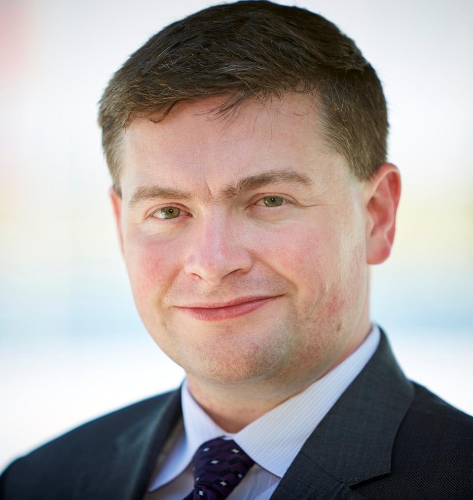 Blake Scholl, fondateur de Boom Supersonic et PDG.