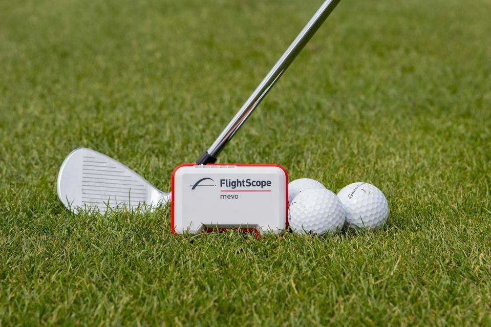 FlightScope golf launch monitor