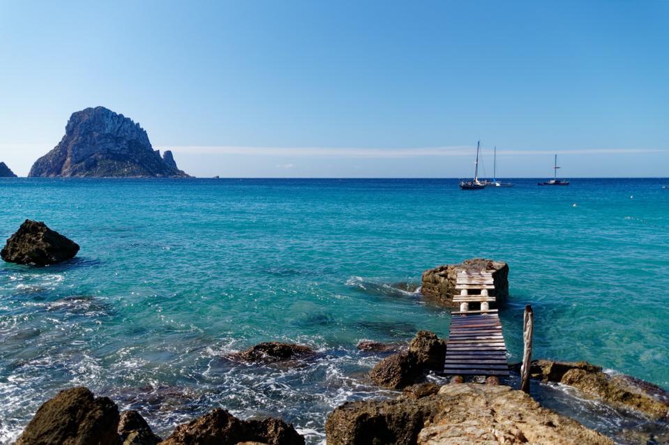 Ibiza, where the Balance Holiday retreat is taking place.