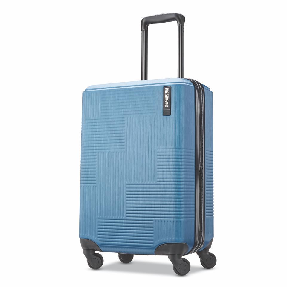 American Tourister Stratum XLT 28″ Spinner vegan luggage