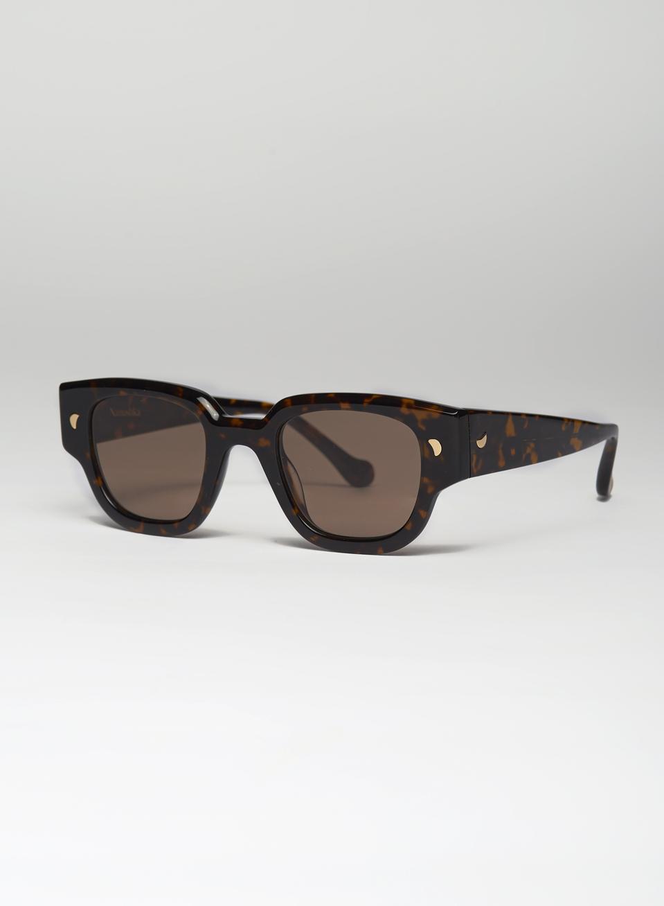 Nanushka SAMUI D-frame sunglasses in Tortiseshell  NANUSHKA Nanushka