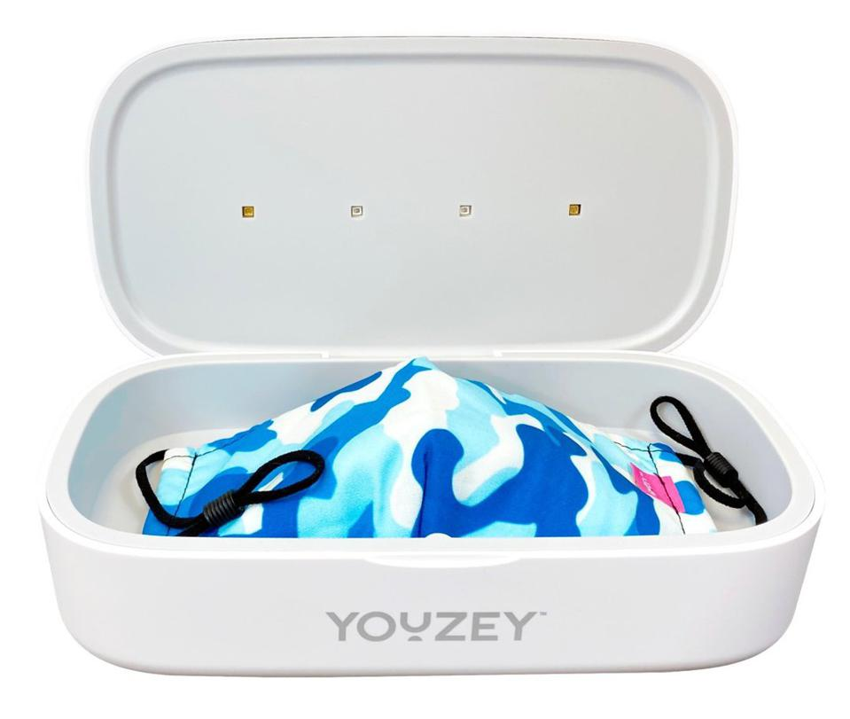 vegan Youzey Cell Phone Sterilizer & Wireless Charger