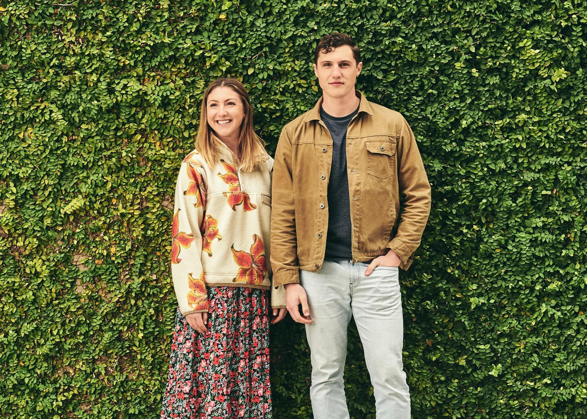 Jake and Caroline Danehy