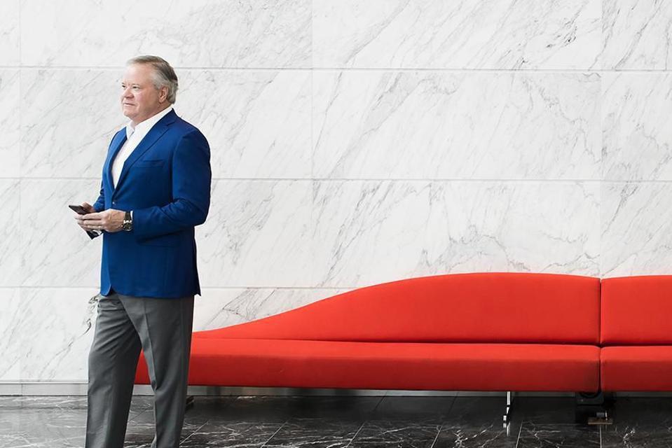 John Goff billionaire investor