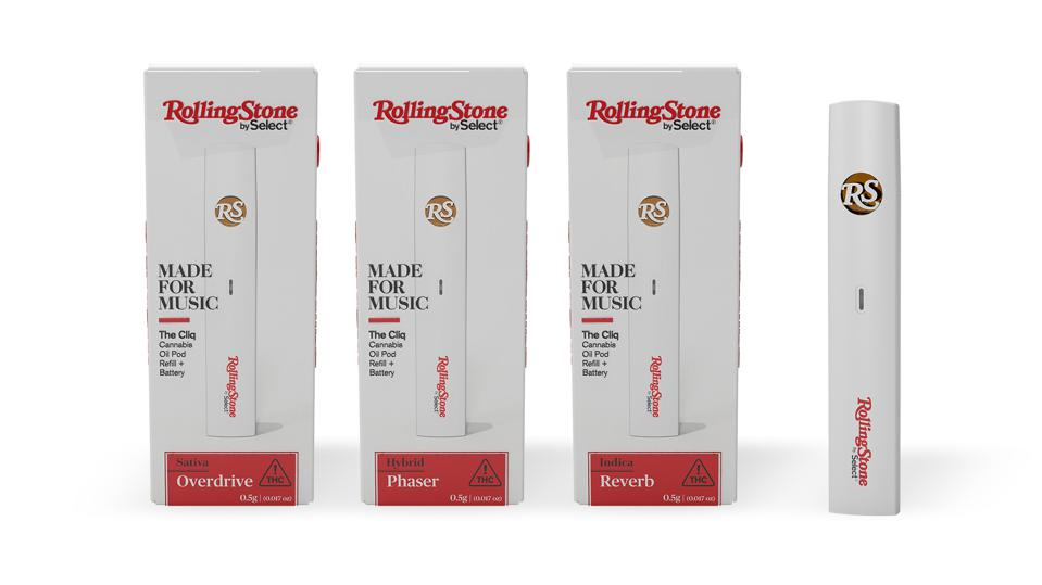 Sampling of Rolling Stone by Select products