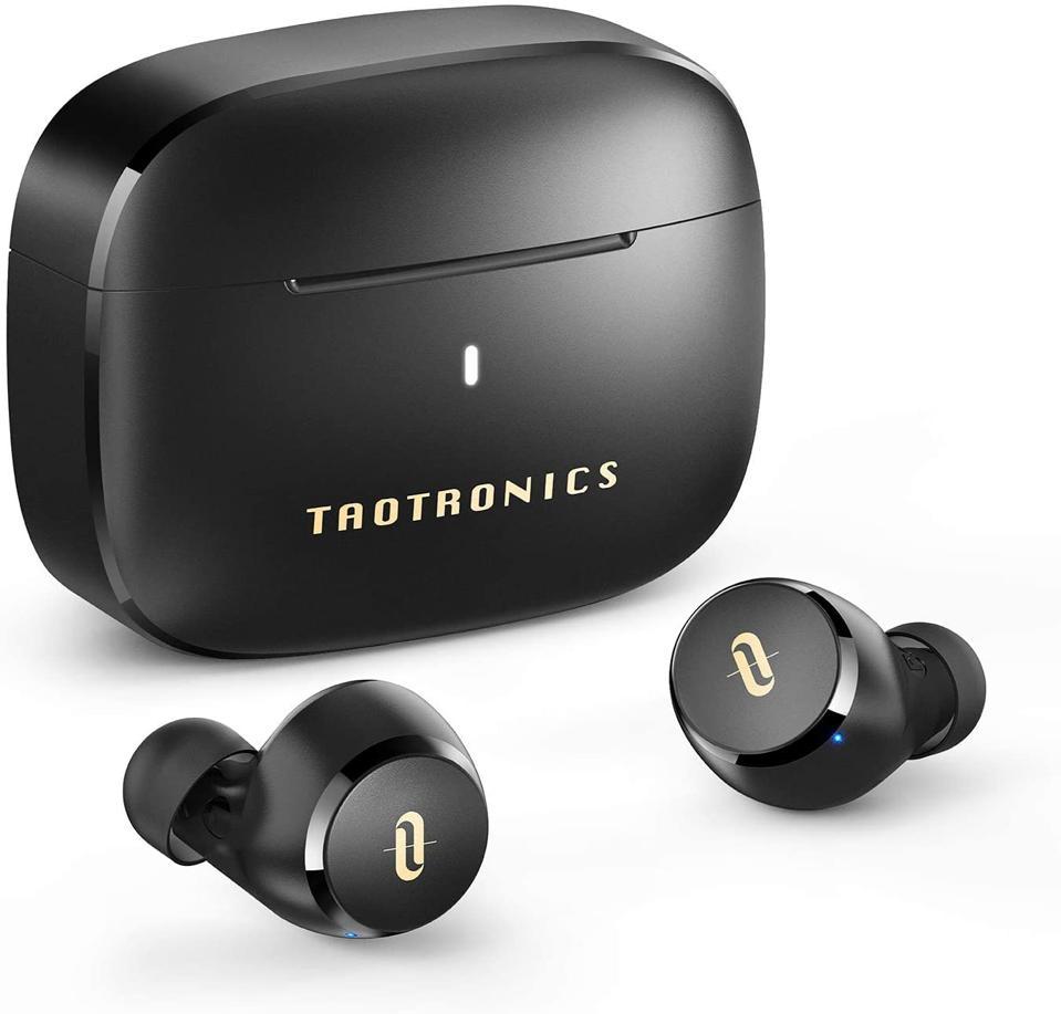 TaoTronics Bluetooth 5.0 Headphones Earbuds
