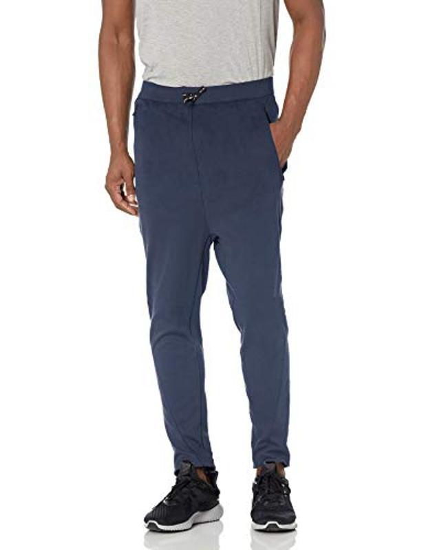 adidas,Mens,Aero Flow PB Pants,Crew Navy,X-Large