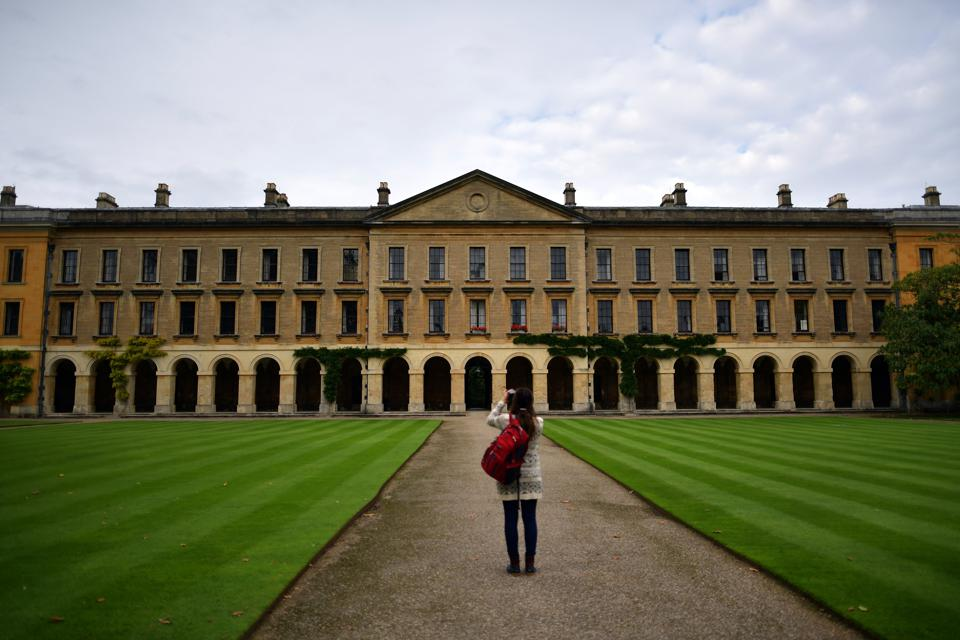 Oxford University Takes Number One Position In The World University Rankings