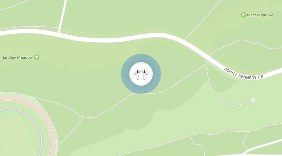 AirPods Pro y AirPods Max funcionan con la aplicación Find My mejorada en iOS 15.
