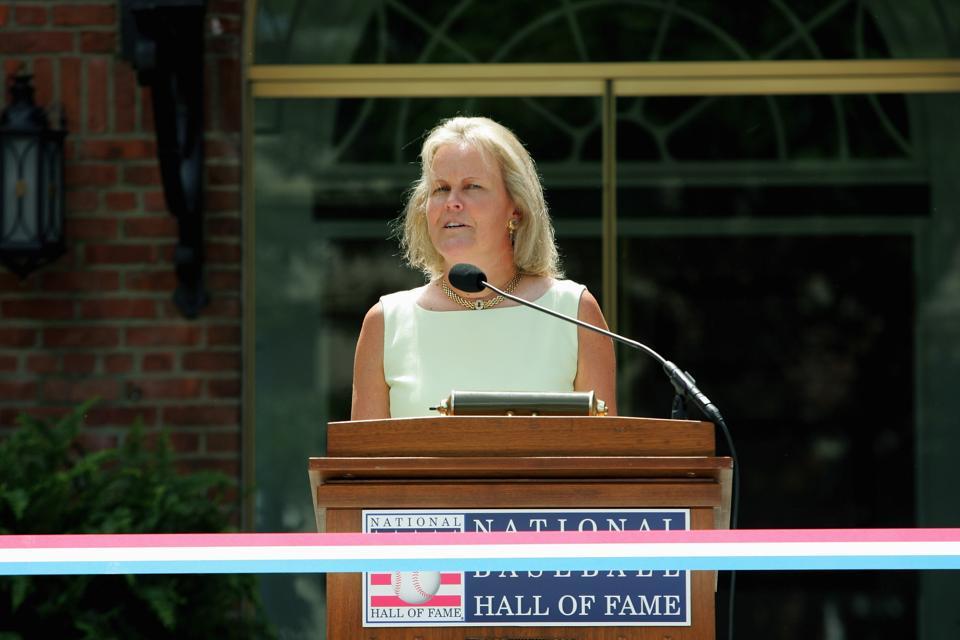Baseball Hall of Fame Induction